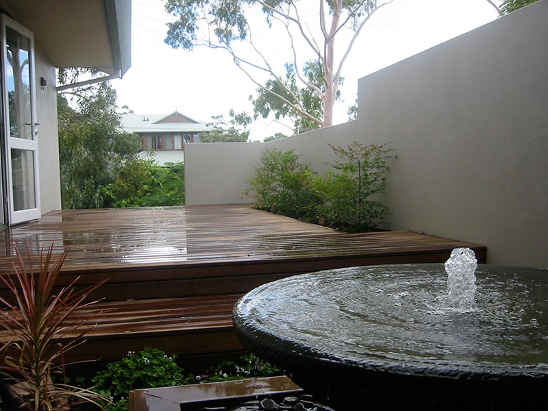 Swanbourne Entry Courtyard Cultivart Landscape Design