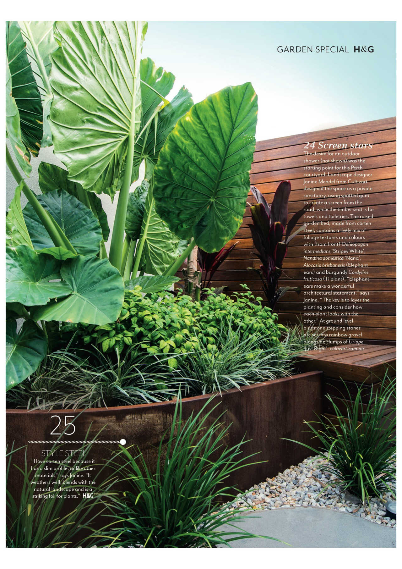 House and Garden mentions Cultivart Contemporary - Cultivart ...